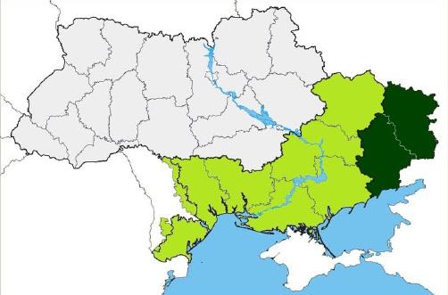 L'opposition entre Jupiter et Pluton de 2014 et la guerre civile ukrainienne ?