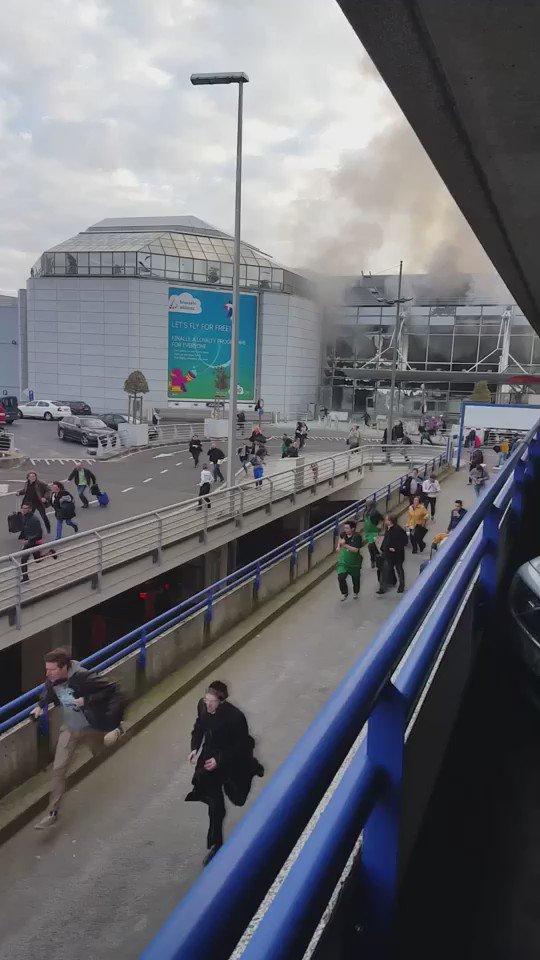 Les attentats de Bruxelles et le destin de la Belgique.