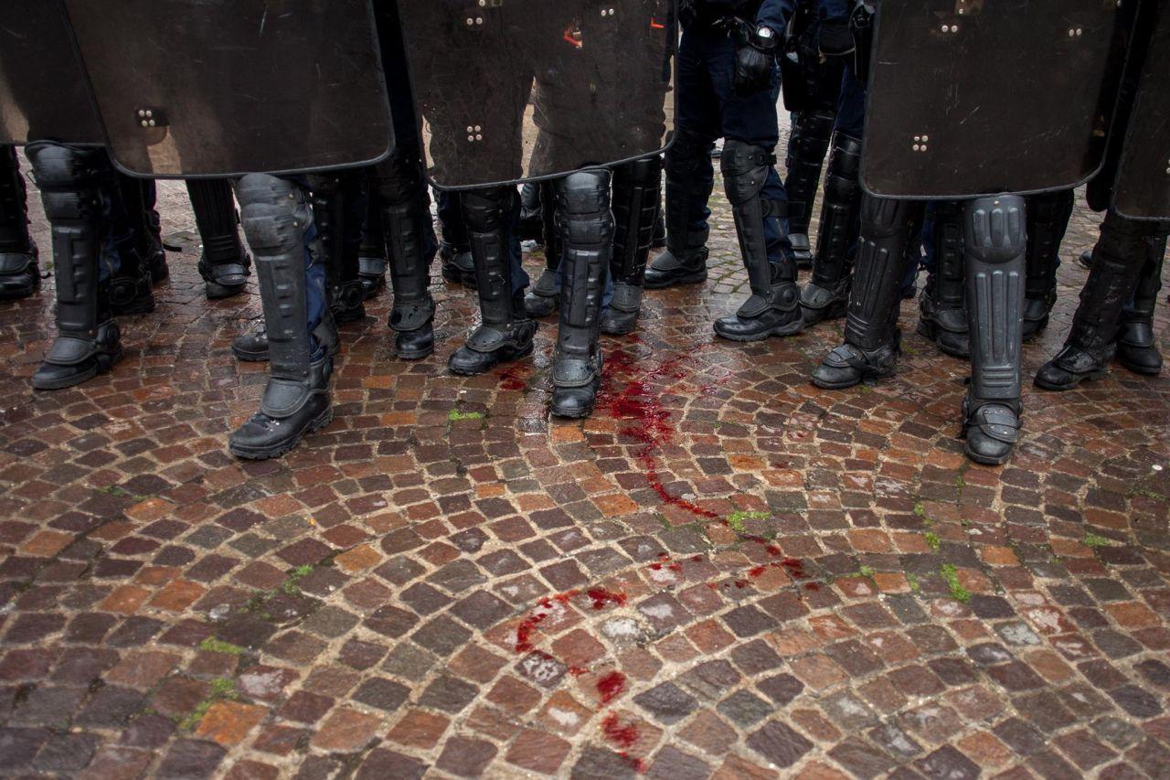 Les manifestations contre François Hollande ou le Printemps français ?