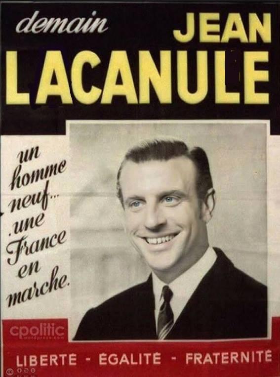 Le premier tour de l'élection présidentielle en France.