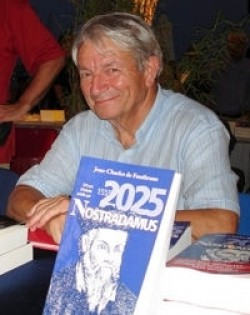 Jean-Charles de Fontbrune parle de Nostradamus (2009).