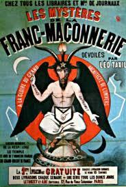 La franc-maçonnerie et Satan.