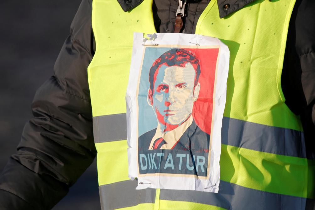 La révolution solaire d'Emmanuel Macron pour l'année 2019.