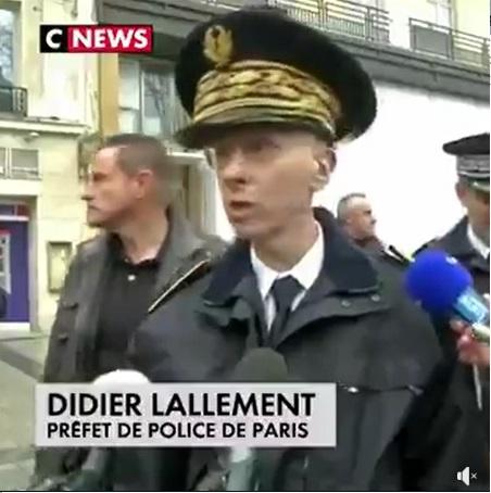 Le nouveau préfet de police de Paris ressemble à Reinhard Heydrich.
