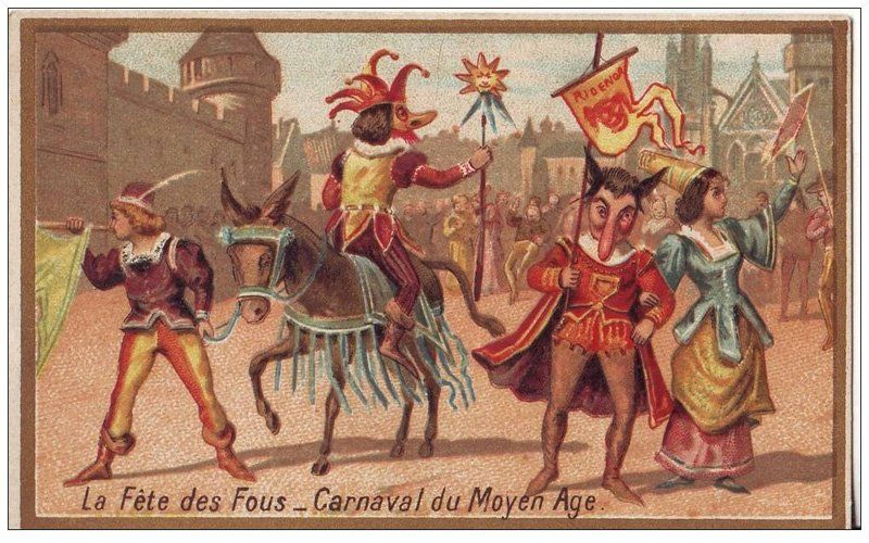 Corona-virus et fête des fous (2).