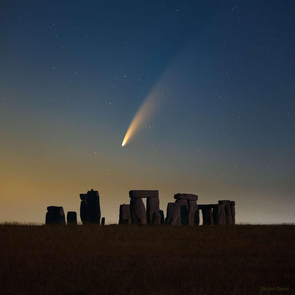 La comète Neowise et Nostradamus.