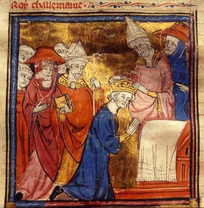 Le sacre du Grand Monarque à Reims et Aix 1 (IV-86).