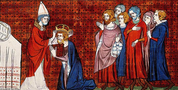 Le sacre du Grand Monarque à Reims et à Aix-la-Chapelle 2 (IV-86).