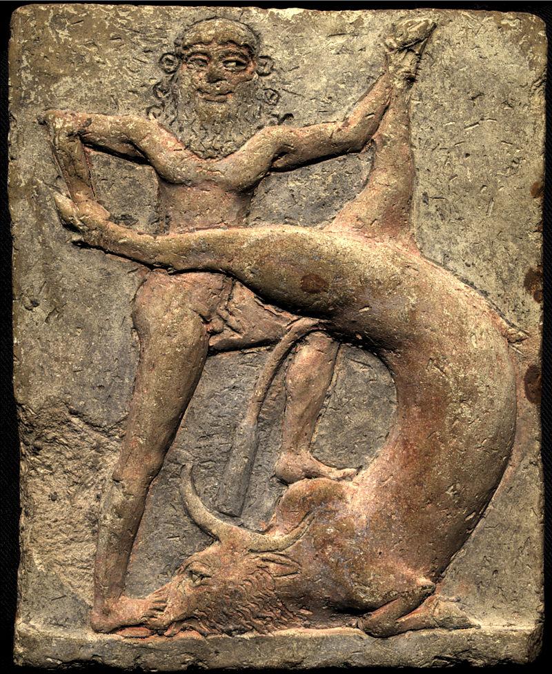 L'épopée de Gilgamesh et l'astrologie.