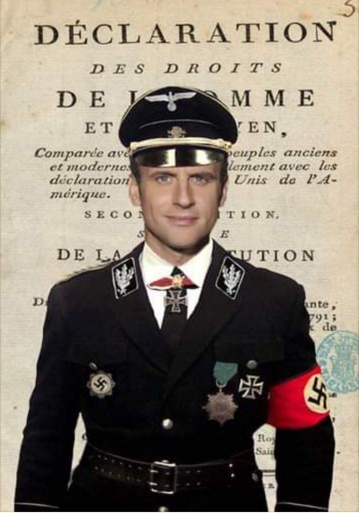 Macron et le coup d'état du 12 juillet 2021.